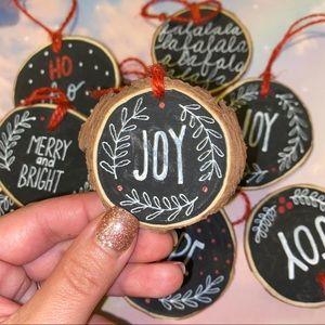 🎄 3/$15 Handmade Christmas ornament